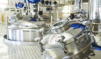 Industrial pharmaceutical equipment