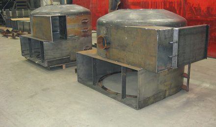 Centrifuge housings